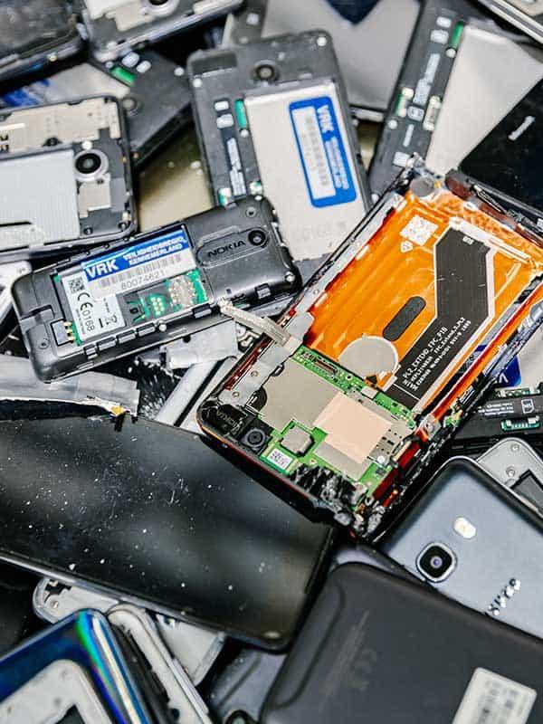 telefoon-en-smartphones-voor-vernietiging
