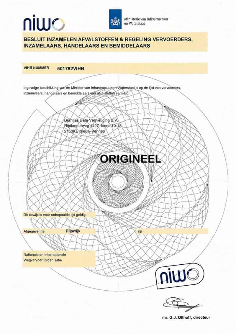 brantjes-data-vernietiging-vihb-certificaat-download
