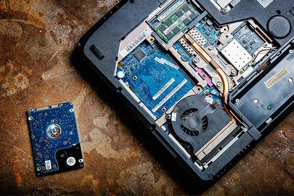 inleveren-laptop-harde-schijf-vernietigen