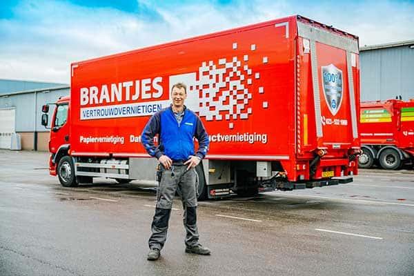 security-vrachtwagen-brantjes-data-vernietiging