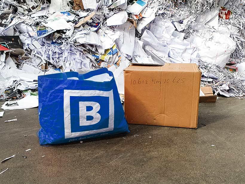 archiefpapier-vernietigen-tas-doos